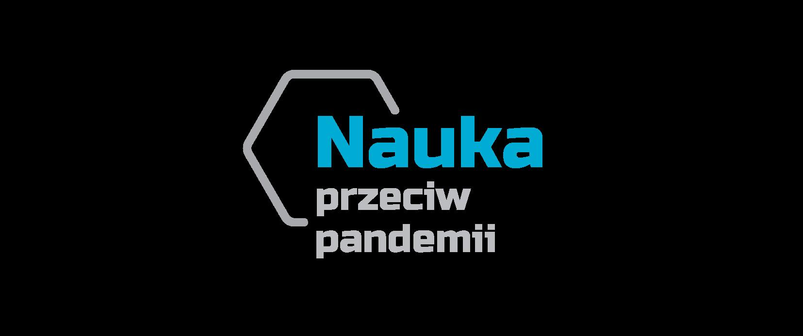 Logo Nauka Przeciw Pandemii